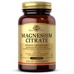 Цитрат магния Solgar Magnesium Citrate 200 mg - 60 таблеток