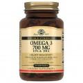 Solgar Omega 3 700 mg Double Strength - 30 капсул