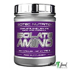 Scitec Nutrition Isolate Amino - 250 капсул