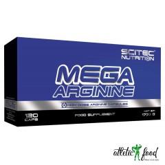 Scitec Nutrition Mega Arginine - 120 капсул