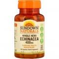 Sundown Naturals Echinacea 400 mg - 100 капсул