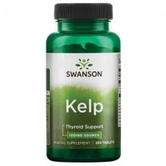 Йод Swanson Kelp (Iodine) 225 mcg - 250 таблеток