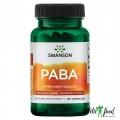 Swanson Paba 500 mg - 120 капсул