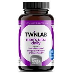 Витаминно-минеральный комплекс для мужчин Twinlab Men's Ultra Daily Caps - 120 капсул