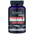 Ultimate Nutrition Omega-3 1000 mg - 90 гелевых капсул