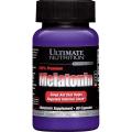 Ultimate Nutrition 100% Premium Melatonin 3 mg - 60 капсул