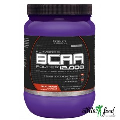 Ultimate Nutrition BCAA Powder 12000 - 7,6 гр (пробник)