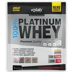 Протеин VPLab 100% Platinum Whey - 30 грамм (1 порция)