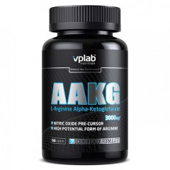 Аргинин альфа-кетоглутарат VPLab AAKG - 90 каплет