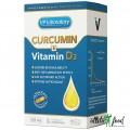 VPLab Curcumin & Vitamin D3 - 60 капсул
