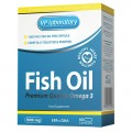 VPLab Fish Oil 1000мг - 60 капсул