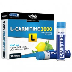 VPLab L-Carnitine 3000 mg - 7 ампул