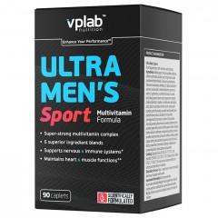 Витаминно-минеральный комплекс VPLab Ultra Men's Sport Multivitamin Formula - 90 капсул