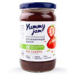Yummy Jam низкокалорийный джем без сахара - 350 грамм