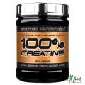 Scitec Nutrition Creatine Pure 100%  -  300 грамм