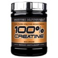 Scitec Nutrition Creatine Pure 100%  -  300 грамм