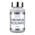 Scitec Nutrition Chromium Picolinate 200 mcg - 100 таблеток