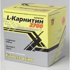 НПО Спортивные Технологии L-карнитин 2700 мг + витамин С - 1 ампула