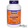 NOW ADAM Men's Multivitamin - 60 таблеток