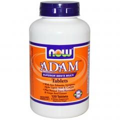 NOW ADAM - 120 табл