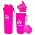 Smartshake Neon Slim - 500 мл (розовый)