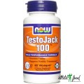 NOW TestoJack 100 - 60 капсул