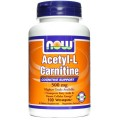 NOW Acetyl-L-Carnitine (500mg)