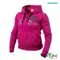 Better Bodies Толстовка Fitted Soft Hoodie Hot Pink