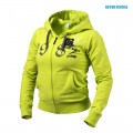Better Bodies Толстовка Fitted Soft Hoodie Lime