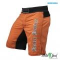Better Bodies Универс. бриджи Flex board shorts, Orange/Black