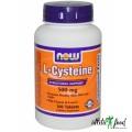 NOW L-Cysteine (500mg) - 100 таблеток