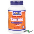 NOW Taurine Double Strength 1000mg - 100 капсул