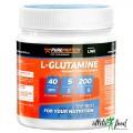 PureProtein L-Glutamine - 200 гр