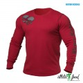 Better Bodies Свитер Thermal Flex L\S, Jester Red
