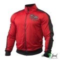 Better Bodies Мужская кофта на молнии Men`s team jacket, Jester Red