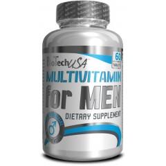 BioTech Multivitamin for men - 60 таблеток