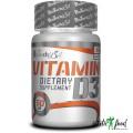 BioTech Vitamin D3(50mcg) - 60 капсул