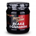 Power System BCAA L-Glutamine - 450 грамм (Дефект срока)
