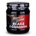 Power System BCAA L-Glutamine - 450 грамм