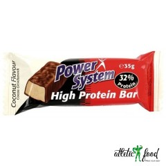 Протеиновый батончик Power System Protein Bar- 35 грамм