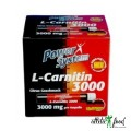 Power System L-Carnitin Liquid 20х25мл - 3000мг