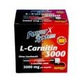 Power System L-Carnitin Liquid 20х25мл - 3000мг