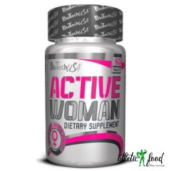 BioTech Active Woman - 60 таблеток