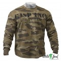 GASP Свитер Thermal Gym Sweater, Camoprint