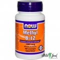 NOW Methyl B-12 (1000mcg) - 100 пастилок
