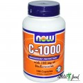 NOW C-1000 with Bioflavonoids - 100 капс