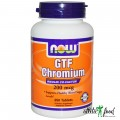 NOW GTF Chromium (200mcg) - 100 таблеток