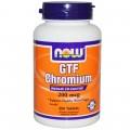 NOW GTF Chromium (200mcg) - 100 таблеток