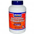NOW Glucosamine & Chondroitin - 60 капсул