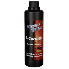 Power System L-carnitin 60000 mg - 500 мл